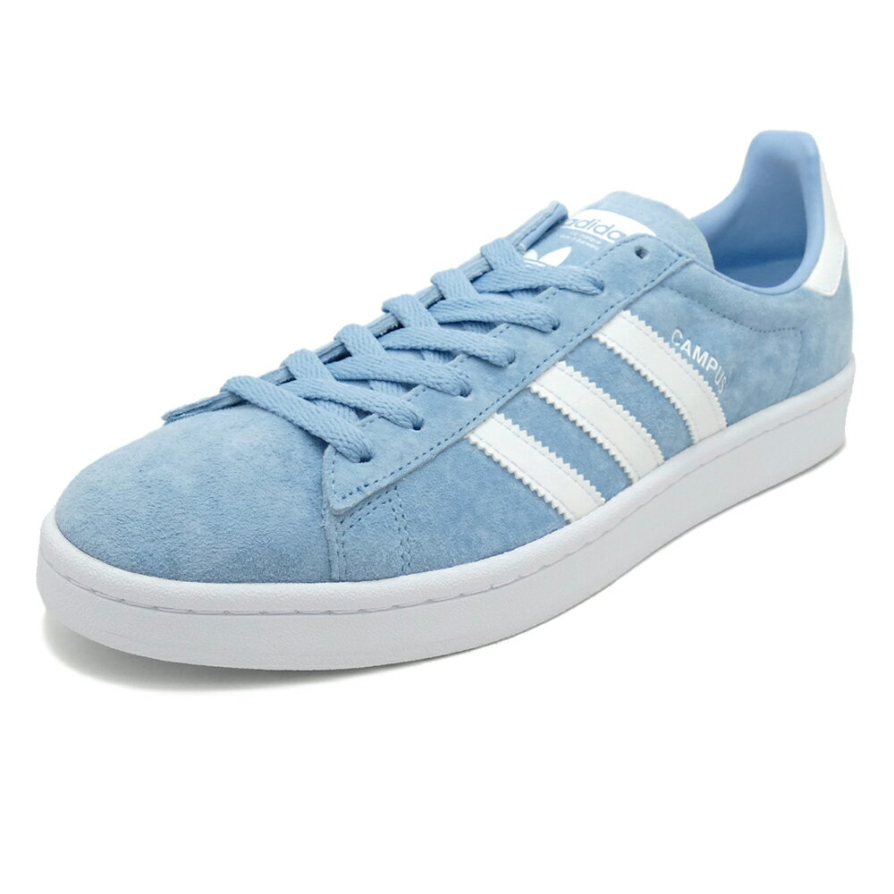 adidas Originals CAMPUS【アディダス オリジナルス キャンパス】ash blue/running white/running white(アッシュブルー/ランニングホワイト/ランニングホワイト) DB0983 18SS