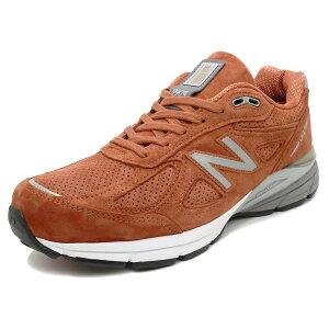 【先行予約】NEWBALANCEM990JP4【ニューバランスM990JP4】orange(オレンジ)NBM990-JP418SS