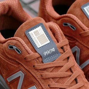 NEWBALANCEM990JP4【ニューバランスM990JP4】orange(オレンジ)NBM990-JP418SS