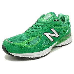 【先行予約】NEWBALANCEM990NG4【ニューバランスM990NG4】green(グリーン)NBM990-NG418SS