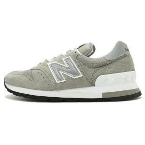 NEWBALANCEM995GR【ニューバランスM995GR】gray(グレー)NBM995-GR18SS