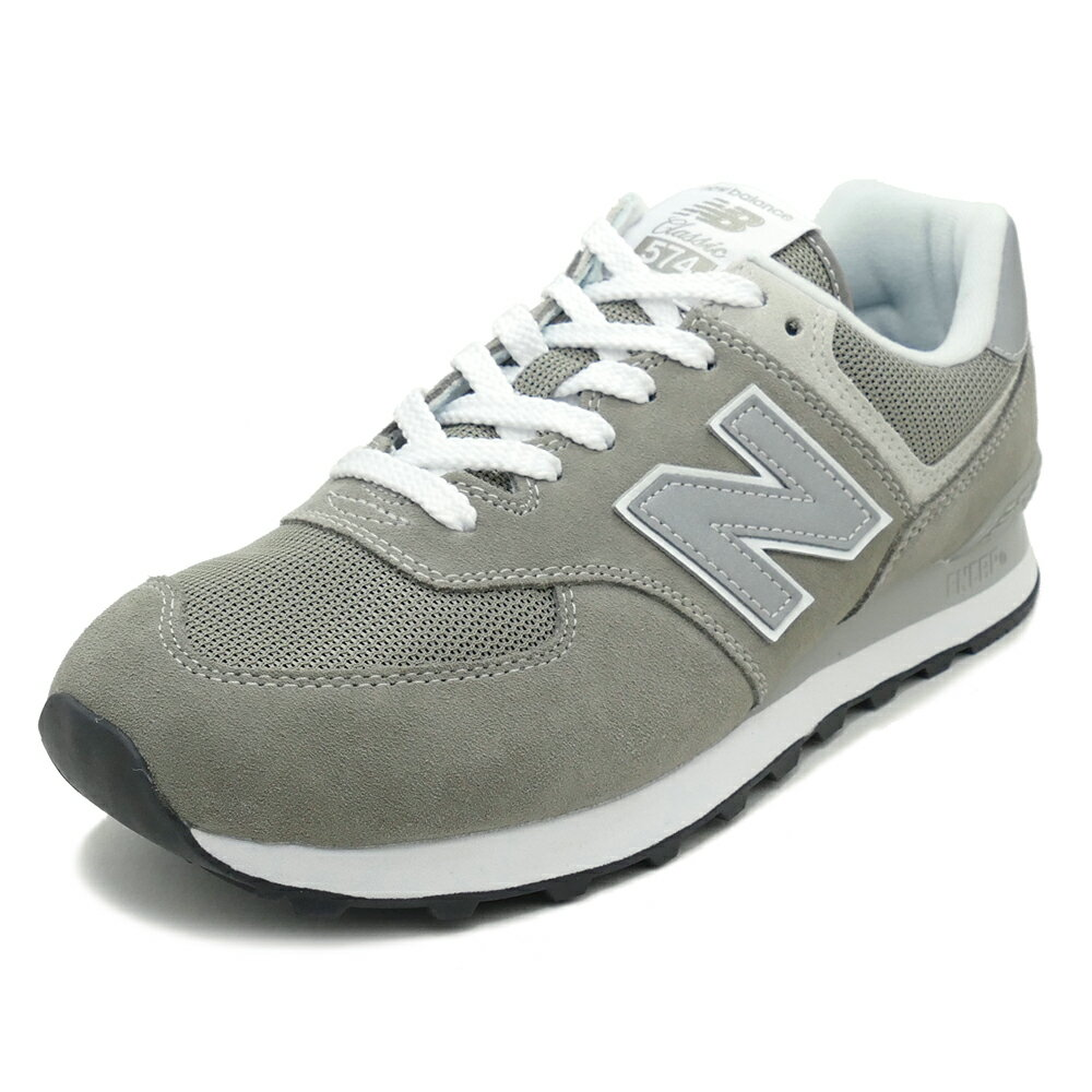 NEW BALANCE ML574 EGG【ニューバランス ML574EGG】gray グレーNB ML574-EGG 18SS