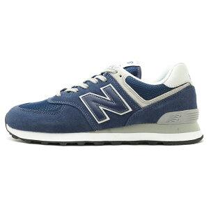 NEWBALANCEML574EGN【ニューバランスML574EGN】navy(ネイビー)NBML574-EGN18SS