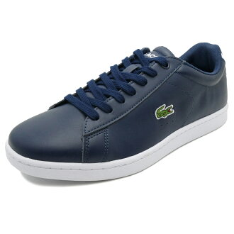 LACOSTE WMNS CARNABY BL 1 NV navy深蓝WZK132-003 17FW