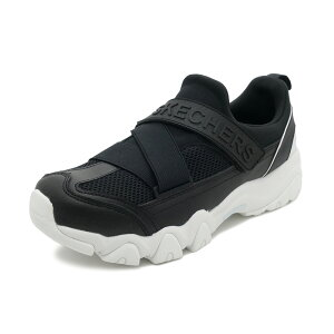 スニーカースケッチャーズSKECHERSウィメンズディーライト2ブラック/ホワイトレディースシューズ靴18FW