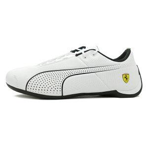 スニーカープーマPUMASFフューチャーキャットウルトラプーマホワイト/プーマブラックメンズレディースシューズ靴18FA