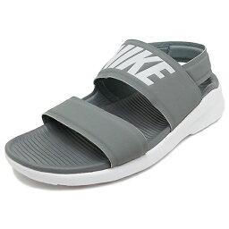 NIKE WMNS TANJUN SANDAL cool grey/pure platinum-white(酷的灰色/純的白金/白)882694-002 18SU