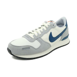 Sneakers Nike NIKE air vortex gray / blue men gap Dis shoes shoes 18HO