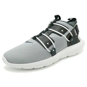 スニーカーナイキNIKEボルタックグレー/ブラック/ホワイトメンズレディースシューズ靴18FA