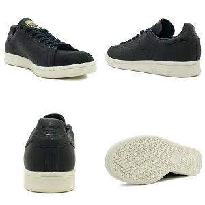 スニーカーアディダスadidasスタンスミスプレミアムブラック/ホワイトメンズレディースシューズ靴18FW