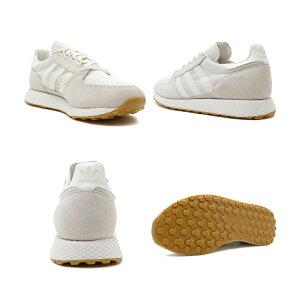 スニーカーアディダスadidasフォレストグローブクラウドホワイトF18/ランニングホワイトメンズレディースシューズ靴19SS