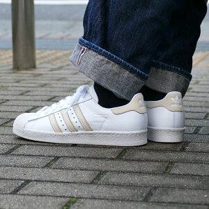 スニーカーアディダスadidasスーパースター80sランニングホワイト/エクリュティントメンズレディースシューズ靴19SS