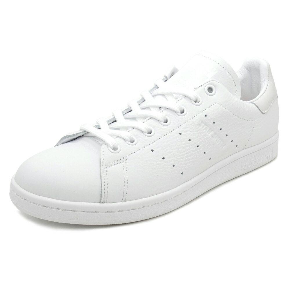 adidas Originals STAN SMITH【アディダス オリジナルス スタンスミス】running white/running white/running white(ランニングホワイト/ランニングホワイト/ランニングホワイト)CQ2198 18SS