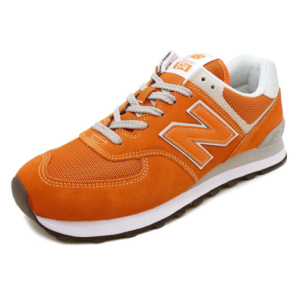 NEW BALANCE ML574 EVO【ニューバランス ML574EVO】varsity orange(バーシティ オレンジ)NB ML574-EVO 18SS