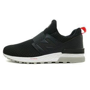 NEWBALANCEMS574DSB【ニューバランスMS574DSB】black(ブラック)NBMS574D-SB18SS