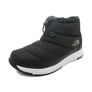 スニーカーノースフェイスTHENORTHFACEヌプシブーティーライトIVウォータープルーフミニTNFブラック/ホワイトメンズレディースシューズ靴18FW