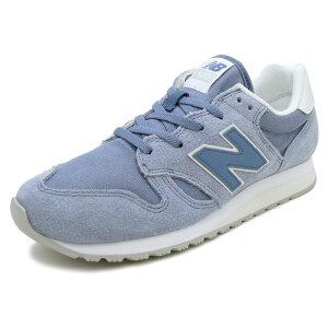 【先行予約】NEWBALANCEWL520CB【ニューバランスWL520CB】blue(ブルー)NBWL520-CB18SS