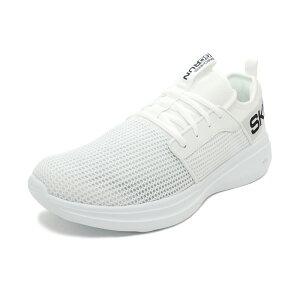 スニーカースケッチャーズSKECHERSゴーランファストホワイトメンズシューズ靴19SP