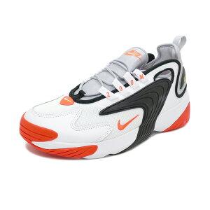 スニーカーナイキNIKEズーム2Kホワイト/インフラレッドメンズレディースシューズ靴19SU
