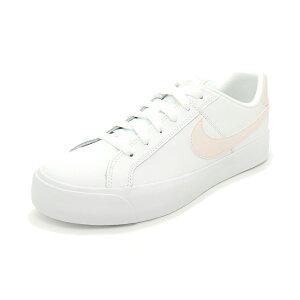 スニーカーナイキNIKEウィメンズコートロイヤルACホワイト/ライトソフトピンクレディースシューズ靴19HO