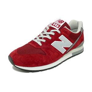 【先行予約】スニーカーニューバランスNEWBALANCECM996BRレッドNBメンズレディースシューズ靴19FW