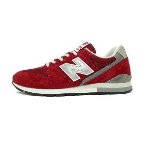 スニーカーニューバランスNEWBALANCECM996BRレッドNBメンズレディースシューズ靴19FW