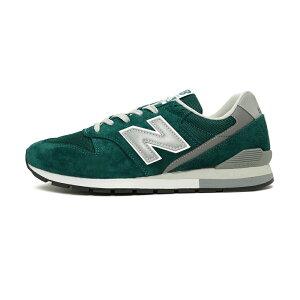 スニーカーニューバランスNEWBALANCECM996BSグリーンNBメンズレディースシューズ靴19FW