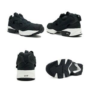 スニーカーリーボックREEBOKインスタポンプフューリーブラック/ホワイトメンズレディースシューズ靴