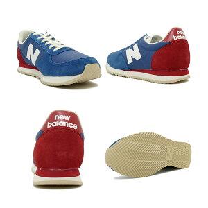 スニーカーニューバランスNEWBALANCEU220FFクラシックブルーNBメンズレディースシューズ靴19SS