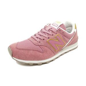 【先行予約】スニーカーニューバランスNEWBALANCEWL996CPピンク/ゴールドNBレディースシューズ靴19HO