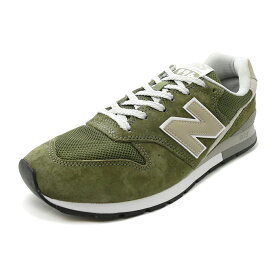 スニーカー ニューバランス NEW BALANCE CM996SHO オリーブ CM996-SHO NB メンズ シューズ 靴 21SS