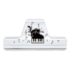 プチ文具セット/ネコとピアノ