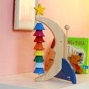 カラフル イタリア製 Rhythm poco リズムポコ 子ども用 楽器 本格 知育楽器 木製 おもちゃ 出産祝い プレゼント【リズムポコ クレッセ…