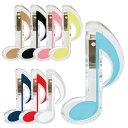 クリップ 8分音符 音楽 音符 楽譜 ミュージッククリップ 記念品【8分音符記号クリップ】