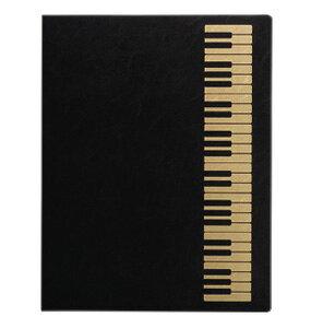 楽譜ファイル ファイル A4 A3 鍵盤 音楽 吹奏楽 合唱 ピアノ 発表会【MUSIC FOR LIVING ミュージックレッスンファイル 鍵盤】