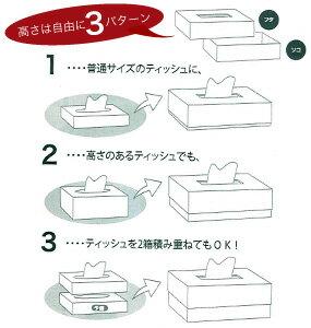 ティッシュボックスケース説明