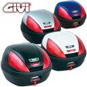 ★送料無料★ GIVI/DAYTONA E370シリーズ テールボックス 39L 4 COLOR ※汎用ベース付属