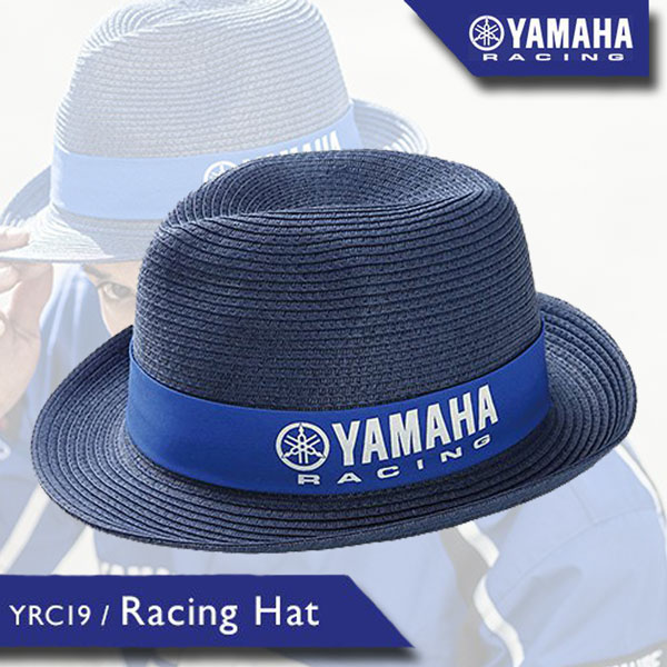 YAMAHA/Y's GEAR YRC19 Racing Hat レーシングハット YAMAHA Racing Blue ヤマハ/ワイズギア