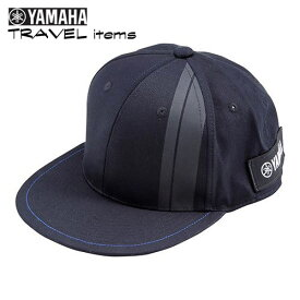 """YAMAHA """"YAC09 トラベル ストリートキャップ"""" ライディングウェア由来の高機能アイテムをライフスタイルにさりげなくYAMAHAロゴをあしらった、ストリートキャップ《Race Blue Fun items》ヤマハ/ワイズギア"""