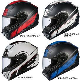 ★送料無料★OGK/オージーケー AEROBLADE-5 SMART(エアロブレード5/スマート)グラフィック フルフェイスヘルメット