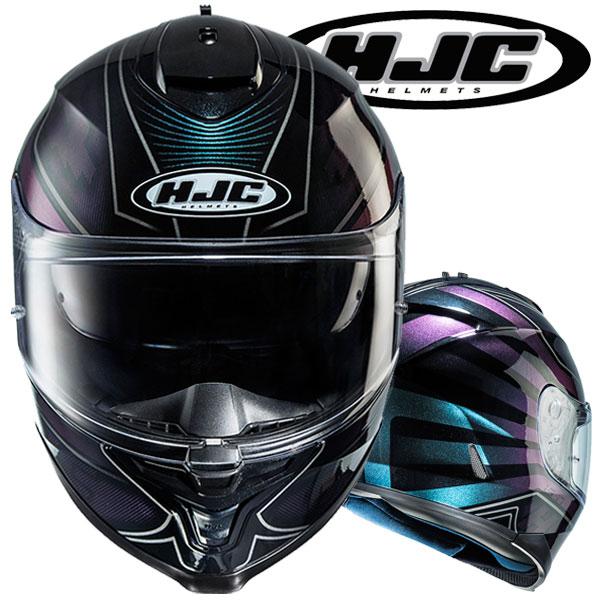 ★送料無料★HJC HJH095 IS-17 ORDIN(オーディン)サンバイザー付き フルフェイスヘルメット RSタイチ