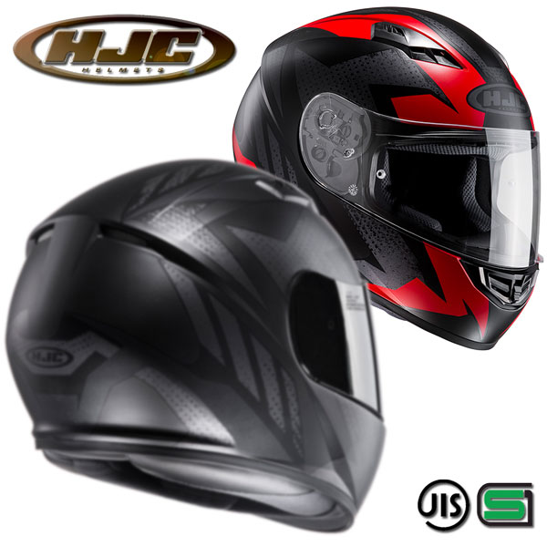 今だけ★送料無料!HJC /RS TAICHI HJH115 CS-15 TREAGUE/トリーグ グラッフィック フルフェイスヘルメット