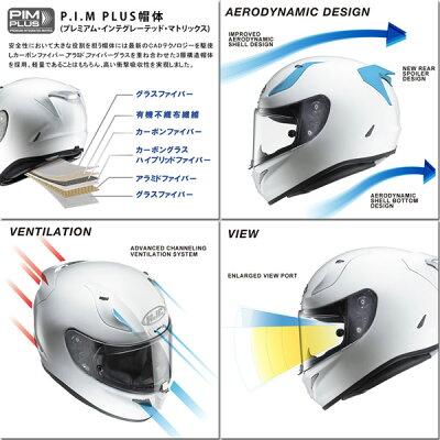 HJC/RSTAICHIHJH129/HJH130RPHA11MILITARYCAMO/MILITARYWHITESANDフルフェイスヘルメット