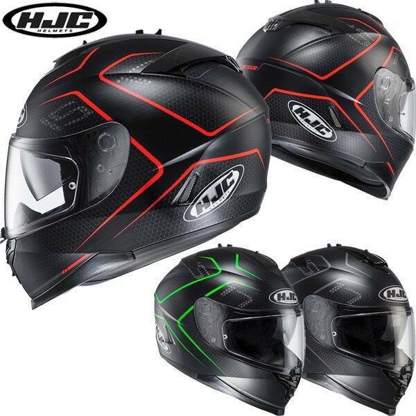★送料無料★HJC HJH132 IS-17 LANK ランク フルフェイスヘルメット
