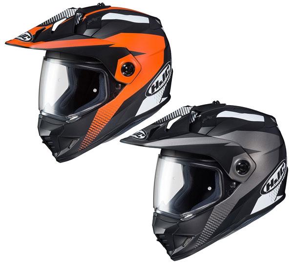 ★送料無料★HJC DS-X1 エーウィング オフロードヘルメット HJH134