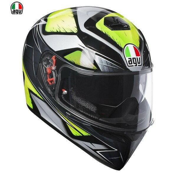 ★送料無料★【安心の国内正規代理店品】AGV K-3 SV LIQUEFY フルフェイスヘルメット