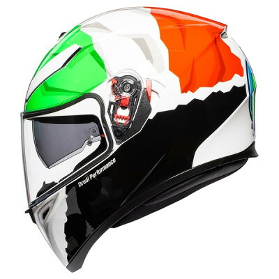 【安心の国内正規代理店品】AGVK-3SVMORBIDELLI2017フルフェイスヘルメットフランコ・モルビデリレプリカモデル