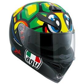 【安心の国内正規代理店品】★送料無料★AGV K-3 SV MPLK TARTARUGA フルフェイスヘルメット ロッシレプリカK3 SV AGV JIST TOP MPLK Asia Fit - TARTARUGA