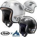 ★送料無料★アライ×山城 CLASSIC MOD CAFE RACER(クラシック・モッド カフェレーサー)ジェットヘルメット