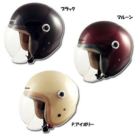 スピードピット GS-6 シールド付き ジェットヘルメット レディースサイズ